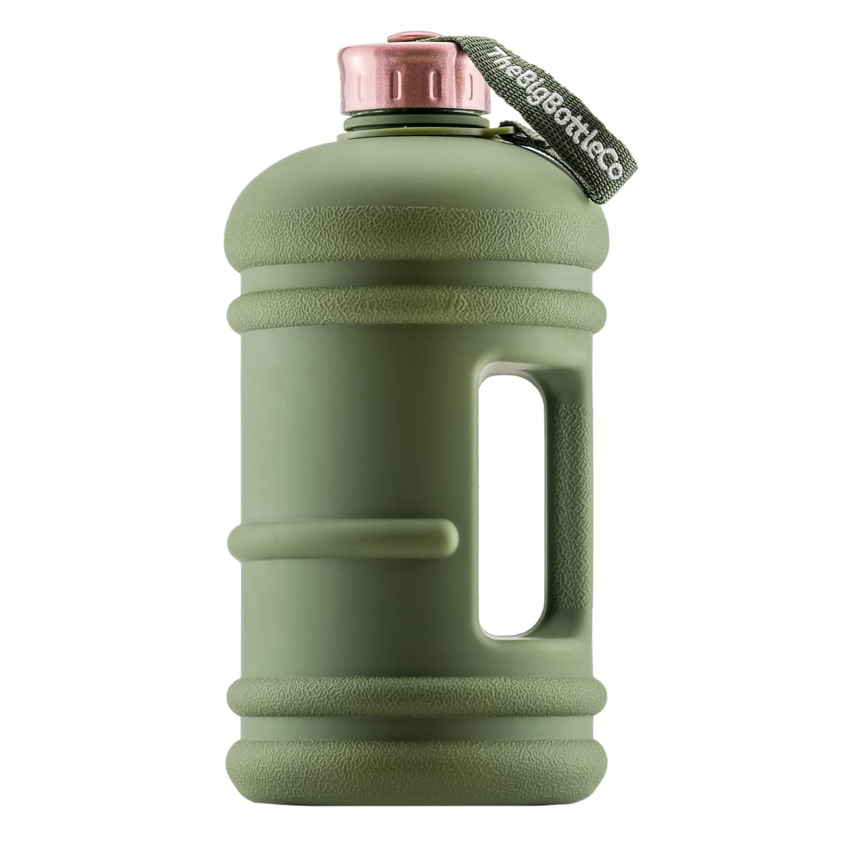 Commando Rose 2.2L BPA Free Water Bottle