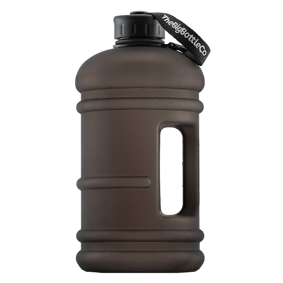 Double Black BPA Free Water Bottle