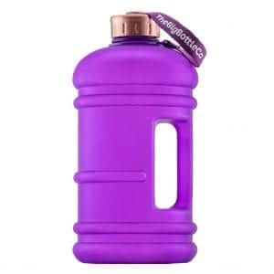 Violet Rose 2.2 Litre BPA Free Water Bottle