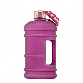 Plum Rose Traveller 1.5L BPA Free Water Bottle
